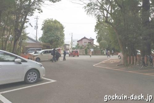 熊野速玉大社無料駐車場