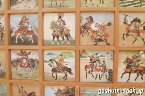 日本馬乗史(浅草矢先稲荷神社)