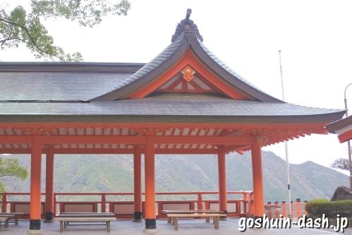熊野那智大社休憩所